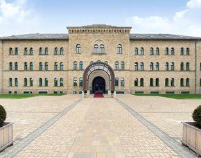 Schlemmen & Träumen - 1 ÜN Schlosshotel Blankenburg - 4-Gänge-Menü