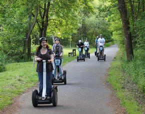 Große Segway-Tour - Offenbach Käsmühl Tour – Ca. 3 Stunden