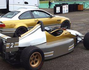 Formel Rennwagen fahren - 4 Runden Formel Rennwagen - Dijon - 4 Runden