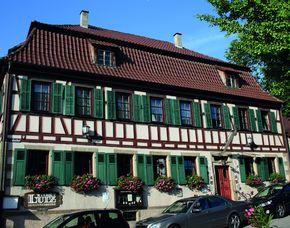 Kurzurlaub inkl. 80 Euro Leistungsgutschein - Weingut Lutz - Oberderdingen Weingut Lutz
