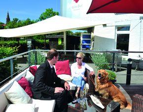 2x2 Übernachtungen inkl. Erlebnis - HafenHotel PommernYacht - Seebad Ueckermünde HafenHotel PommernYacht - Fahrradverleih