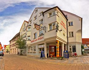Kurzurlaub - 2 ÜN Hotel-Restaurant Gasthof zum Ochsen - Spezialitätenteller