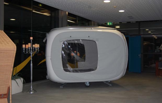 event-sleeperoo-cube-uebernachtung-fehmarn-schlafen