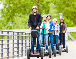 Segway City Tour Hamburg