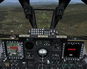 """Flugsimulator Kampfjet A10 """"Warthog"""" - 90 Minuten - Köln Kampfjet A10 """"Warthog"""" – 75 Minuten"""