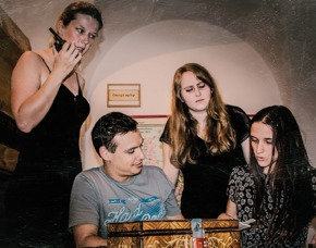 Escape Room Essen 2-6 Personen – 60 Minuten