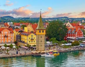 Städtetrip Lindau mit privater Sightseeing-Tour für 2 (2 Tage) Vis à vis - Frühstück, private Sightseeing-Tour