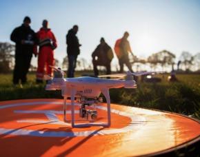 Drohnen-Schnupperfliegen Schnupperfliegen - Ca. 60 Minuten