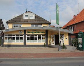 Kuschelwochenende - 1 ÜN Hotel Restaurant Bürgerklause - 3-Gänge-Candle-Light Dinner