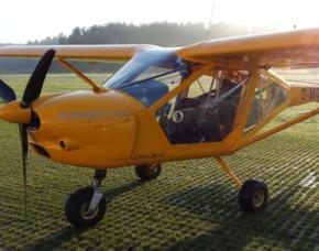 Flugzeug selber fliegen - Ultraleichtflugzeug - 30 Minuten - Tirschenreuth Ultraleichtflugzeug - 30 Minuten
