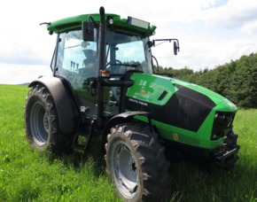 Traktor fahren - Kürten Deutz-Fahr 5090 G (84 PS) – Ca. 5 Stunden