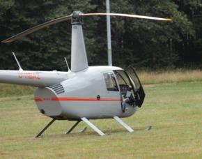 Hubschrauber Rundflug - 30 Minuten Weiden in der Oberpfalz 30 Minuten