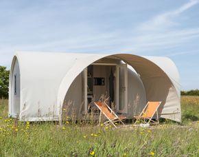 Übernachtung im Coco Sweet im Glamping-Zelt
