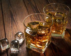 Whisky Tasting von 7 Sorten Whisky