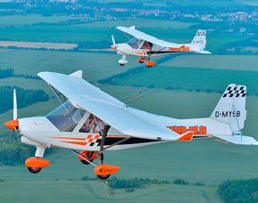 Flugzeug-Rundflug Magdeburg