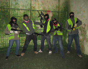 Bild Paintball - Mit Paintball den Adrenalin-Kick erfahren!