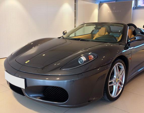 Ferrari selber fahren 30 min Rankweil Ferrari 430 Spider F1 - Ca. 30 Minuten