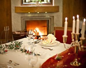 Candle-Light Dinner für Zwei 3-Gänge-Menü inkl. 1 Flasche Wein