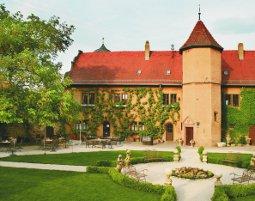 Schlosshotel in Prichsenstadt Wörners Schloss Weingut & Wellness-Hotel