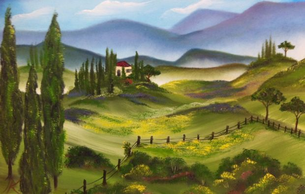 bob-ross-malkurs-leipzig-landschaft