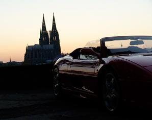 Ferrari selber fahren Ferrari F 355 Spider Overath Ferrari F355 Spider - Ca.  60 Minuten