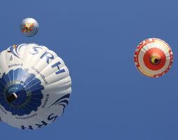 Bild Ballonfahrt - Ballonfahren: auf den Spuren der Brüder Montgolfiere