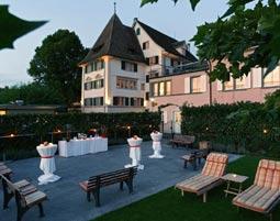 Kuschelwochenende (Voyage d´Amour für Zwei)   Küsnacht Romantik Seehotel Sonne - 3-Gänge-Menü, Zürich Card