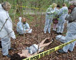 CSI Erlebnis - Dortmund 5,5 Stunden