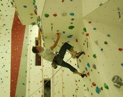 Bild Klettern - Werde selbst zum Gipfelstürmer