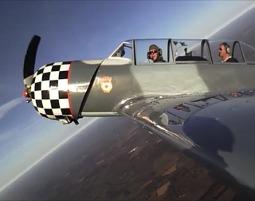 Kunstflug YAK 52 Hatten YAK 52 - 15-25 Minuten