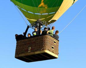 Ballonfahren   Düren 60 - 90 Minuten