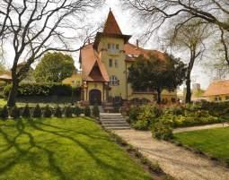 Schlosshotel in Simontornya Schlosshotel Fried