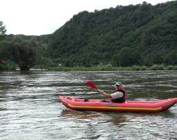 Kanu-Tour - Mittelrhein Mittelrhein - ca. 3,5 Stunden