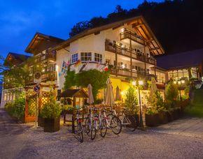 Kuschelwochenende (Voyage d'Amour für Zwei) Grainau Sentido Zugspitze Berghotel Hammersbach - Candle-Light-Dinner