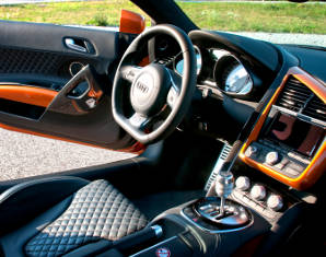 Audi R8 fahren - 1 Stunde - München Audi R8 V10 Plus - 70 Minuten mit Instruktor