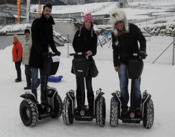 Segway Schneeketten Winterzauber Tour Schneeketten-Tour - 2,5 Stunden