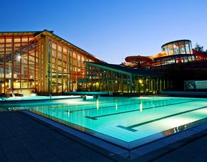 Therme & SPA Hotels Hotel Alter Speicher - Eintritt Wonnemar Therme
