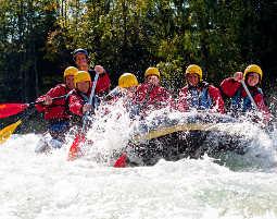 Rafting- Isar - ca. 4 Stunden Isar - ca. 4 Stunden