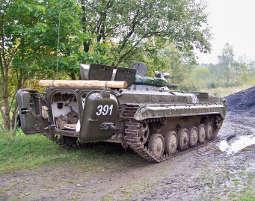 Panzer fahren (BMP-1 SP2) Schützenpanzer BMP-1 SP2 - 60 Minuten