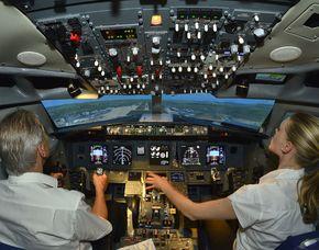 Erlebnisse: 3D-Flugsimulator Böblingen
