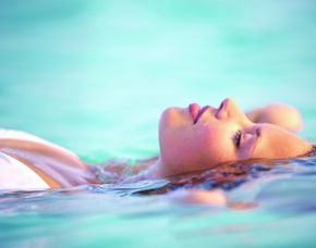 Floating & Massage Salzöl-Massage