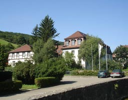 Schlosshotel in Braunsbach Döttingen Hotel Restaurant Schloss Döttingen