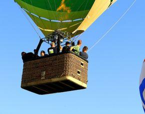 Ballonfahren   Mönchengladbach 60 - 90 Minuten