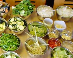 Indonesischer Kochkurs   Köln Indonesische Küche, inkl. Getränke