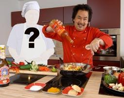 Asiatische Kochkunst mit TV-Koch Jerry Asiatische Kochkunst mit TV-Koch Jerry - 3-4-Gänge-Menü