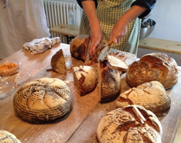 Brotbackkurs (historisches Brotbacken) Historisches Brotbacken