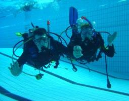 Open Water Diver Tauchkurs in Göppingen 5 Theorie, 5 Pool & 4 Freiwasser Einheiten