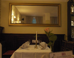 Candle-Light-Dinner 4-Gänge-Menü, inkl. Aperitif
