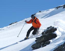 Telemarkkurs  für Anfänger Bayrischzell Anfängerkurs - ca. 5 Stunden