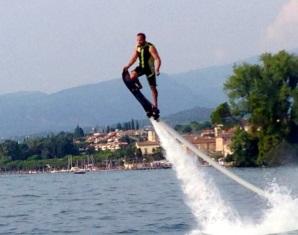 Hoverboarden Gardasee - ca. 20 Min.